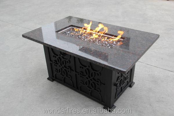 luxus outdoor gas feuerstelle tisch feuerstelle produkt id 2018457159. Black Bedroom Furniture Sets. Home Design Ideas