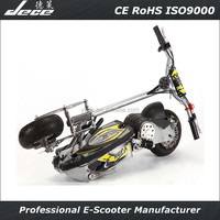 CE Approval 500W motor 36V lithium battery sport folding off road 2012 new electric scooter