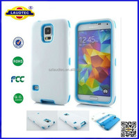 3 in1 case cover for samsung galaxy s5 i9600, perfect combination case cover for samsung phones Laudtec