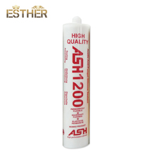 Good Weathering Resistance Acetic Anitfungal Roof Silicone Sealant G1200 Msds