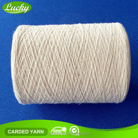 Cnlucky factory blend yarn for working gloves, yarn supplier in wenzhou