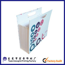 Dongguan Custom Handmade Paper File Decoration With School File