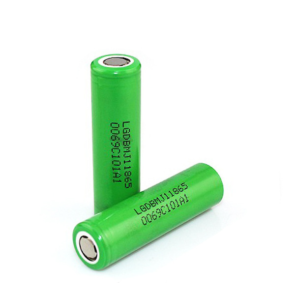 Wholesale authentic 3500mAh LG 18650 MJ1 10A rechargeable 18650 <strong>Battery</strong>