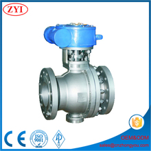 Wholesales 3 Way 2 Automatic motor operated operating argus ball valve