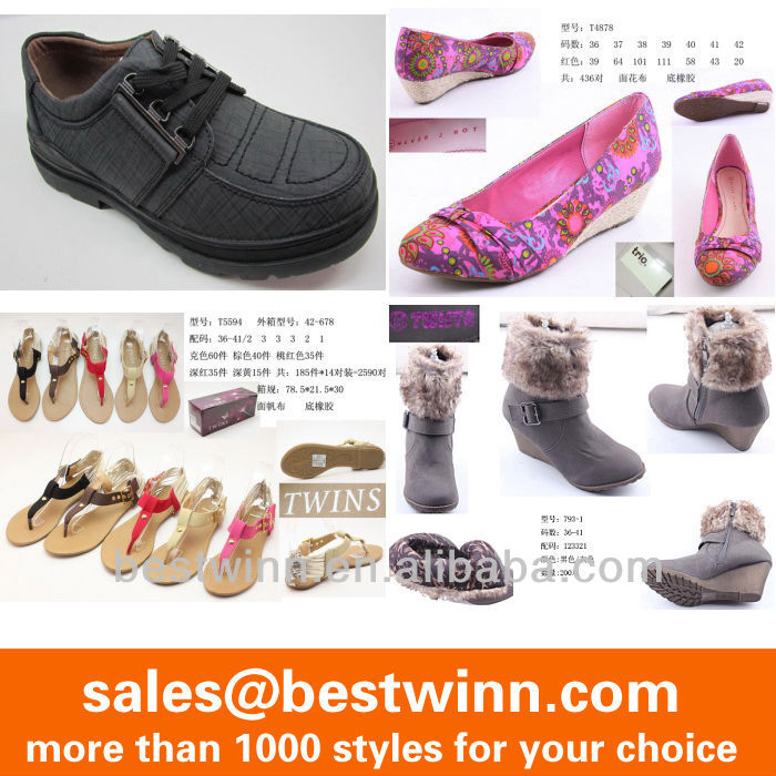 Bestwinn stock shoes closeouts