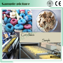 China shandong jinan most popular corn flakes production process