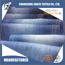Economic and Reliable 100pct combed cotton indigo denim fabric for shirting