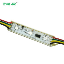digital ws2801 led rgb module for channel letter