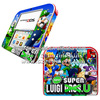 cartoon decal cover skin sticker for 2DS