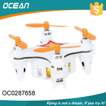 Top quality rc racing 2.4G quadcopter drone aircraft with small size