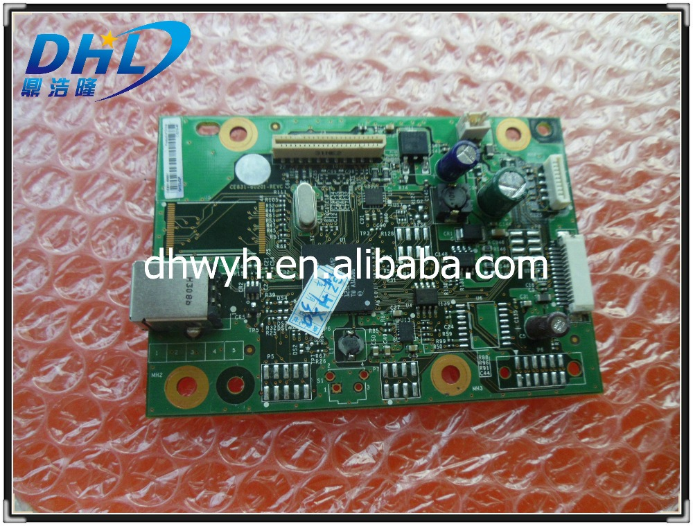 Original CE831-60001 for HP LaserJet M1136 Formatter Board/main logic borad/mother board printer parts