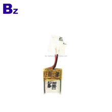 China Lithium Battery Supplier Wholesale BZ 301011 12mAh 3.7V Rechargeable LiPo Battery