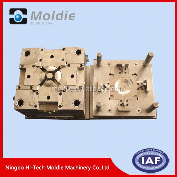China High Precision Plastic injection tooling mold