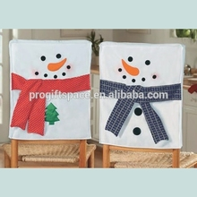 alibaba express hot sale high quality durable new products fabric christmas decoration felt folding chair cover made in china