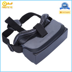 2015 New Best Selling Real 3D VR Headset Virtual Reality Headset Glasses for IOS and Android Phone