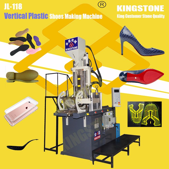 2 Colors PVC TPR Sports Shoes Sole Making Machine