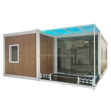 Prefab modular standard home container house with 2 bedrooms