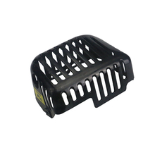 Durable Gasoline Brush Cutter Spare Parts Muffler Cover for RBC411 Grass Trimmer