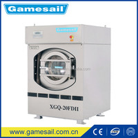 Laundry 15KG-300KG Electric Steam Heating industrial washer and dryer prices