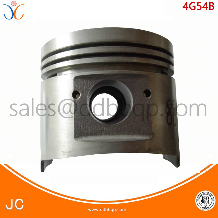 Forged or Cast Piston Kit For Mitsubishi 4G54 Engine Piston MD026921 MD080393