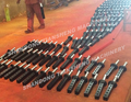Agricultural shaft of seeder for Sudan market spare parts shaft