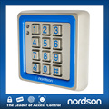 High quality waterproof metal single door access controller with luminous and multi-function