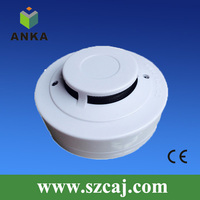 2 wires photoelectric smoke detector AJ-705 with CE