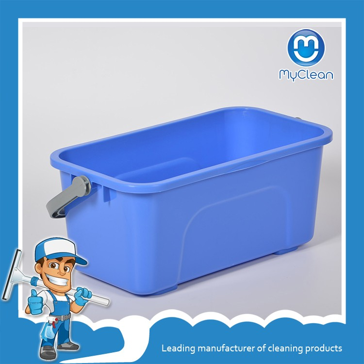 custom janitorial window clean supply bucket for sale