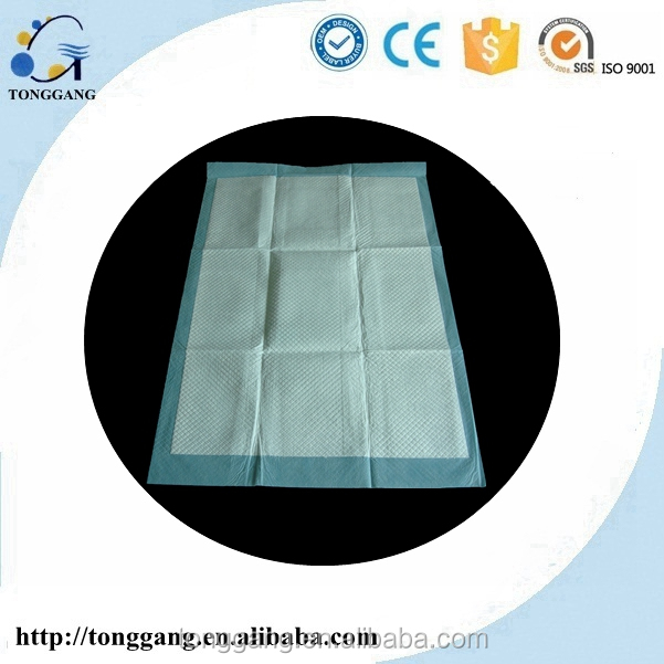 Super absorbent disposable medical pad ,underpad