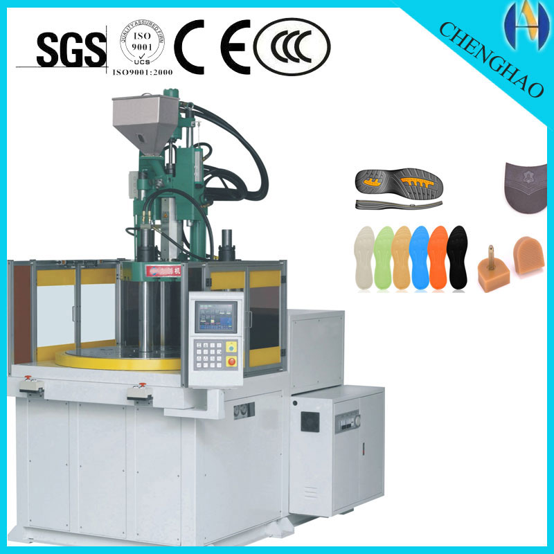 Rotary Molding Polyurethane Foaming Injection PU Shoe Sole Making Pouring Machine