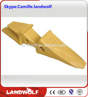 bucket Spare Parts SY55 SY65 SY75 SY75C SY135 SY135C SY215 SANY parts mini excavator bucket teeth