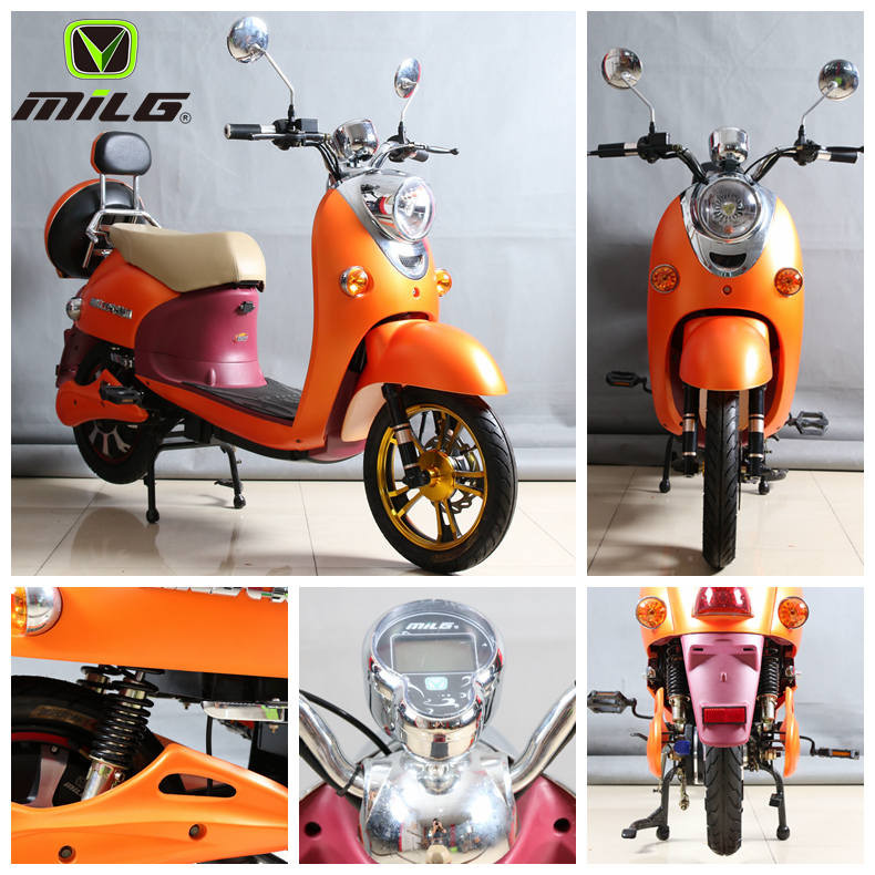 450W kids mobility adult vespa scooter fat tire electric scooter price india