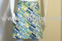 Madras Skirts and Madras Patchwork Clothing