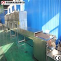 Tunnel Continuous Conveyor Belt Type Industrial Cardamom Drying/Dryer Machine