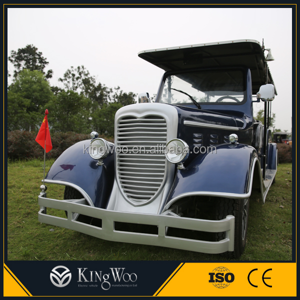 China Four Wheel Electric Automobile for Sale