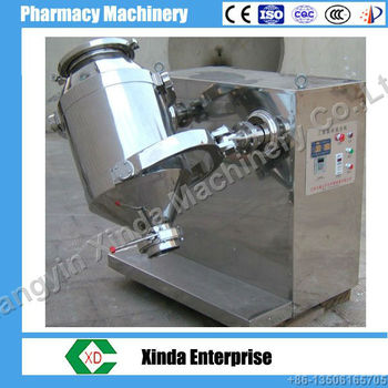 SBH Series Three Dimensional Mixer ( blender )