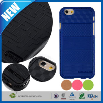 C&T Hybrid High Impact Soft TPU case for i6