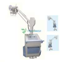 Incorporated x-ray tube LED display veterinary mobile radiography x ray