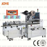 High Efficiency JY-800Q Nougat Bonbon Candy Wrapping Packing Machine
