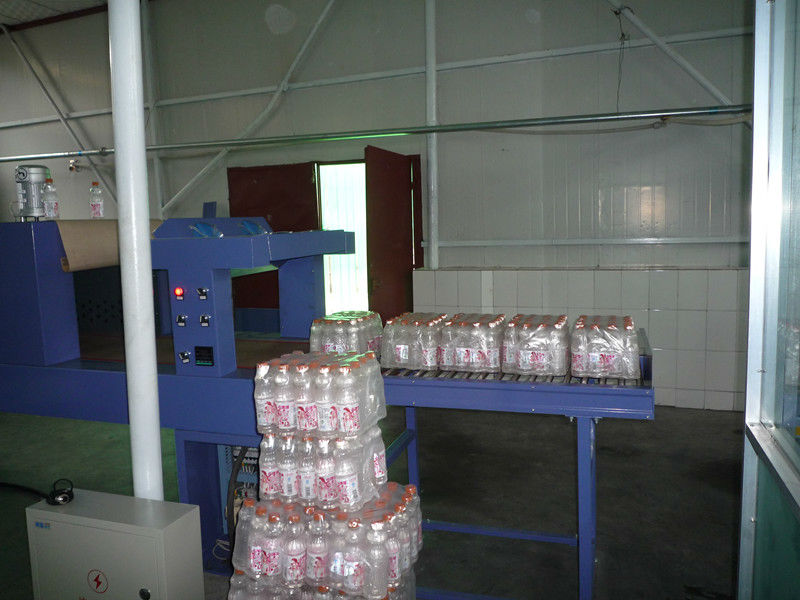 2013 Automatic Shrink Warpping Packing Machine