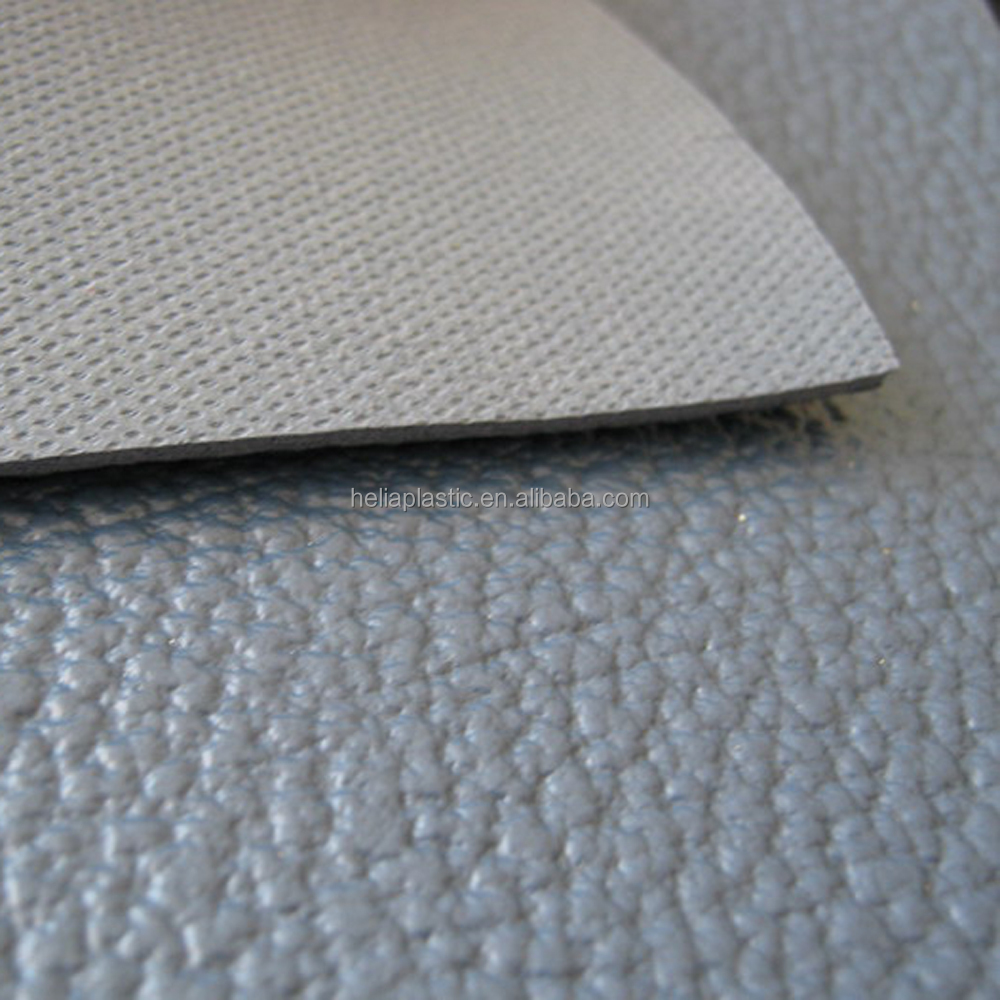 auto vinyl with Car Interior Foam of PVC floor mat for car, truck, bus, etc