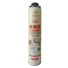PU Foam Raw Materials Fire Retardant Glue Waterproof Polyurethan Expanding Spray PU Foam Sealant