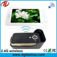 Digital Door Bell 600m range night vision Wireless Video Door phone camera
