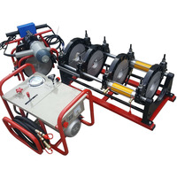 hydraulic butt welding machine for hdpe pipes upto 315mm
