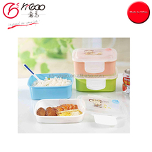102358 2014 Hot Electric Lunch Box Kids Lunch Box disposable plastic round food container