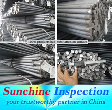steel pipes quality inspection quality control services pre-shipment inspection