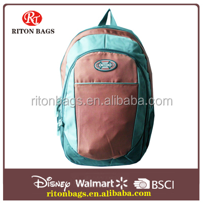 Classic Design 420D Casual Backpack