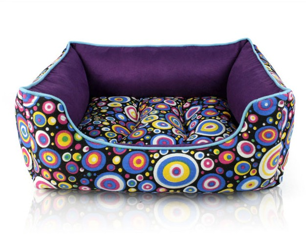 2015 hot-sale newest dog beds ,high-end soft square /house/mat/cushion/bed,detachable and washable dog bed