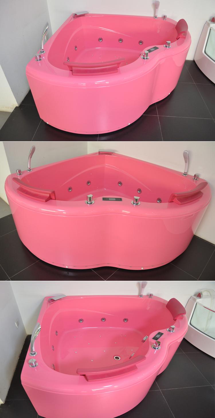 Hs-b1807t 57 Inch Length With Air Bubble Bath Luxury Whirlpool ...