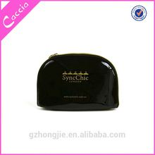 Factory cheap girl makeup bag cosmetic bag train case